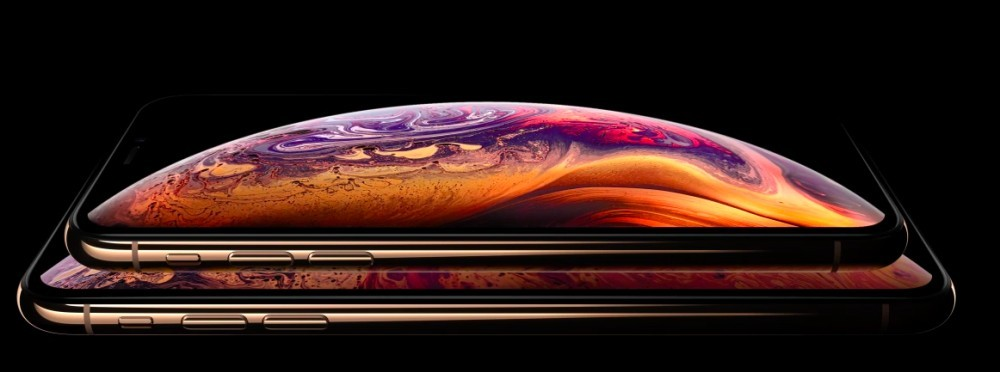 OLED screen on iPhone Xs & Xs MAX