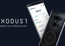 hTC Exodus 1 lets you trade your bitcoin cash by its bitcoin.com wallet app!